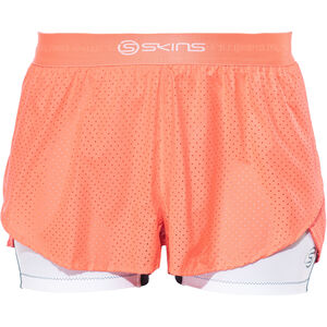 Skins DNAmic Superpose Shorts Damen cerulean cerulean
