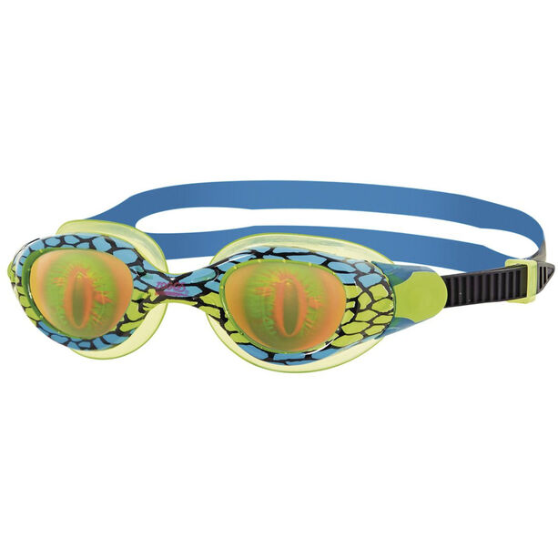 Zoggs Sea Demon Junior Brille Kinder green/blue