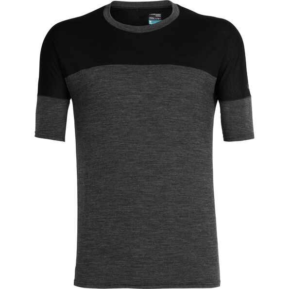Icebreaker Kinetica SS Crewe Shirt