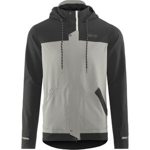 PEARL iZUMi Versa Barrier Jacket Herren black/smoked pearl black/smoked pearl
