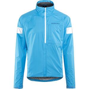 Endura Urban Luminite Jacke Herren neon-blau bei fahrrad.de Online