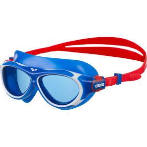 arena Oblo Goggles Kinder blue-blue blue-blue