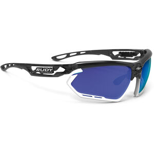 Rudy Project Fotonyk Glasses crystal graphite - rp optics multilaser blue crystal graphite - rp optics multilaser blue