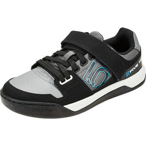 adidas Five Ten Hellcat Shoes Damen grey five/core black/shock cyan grey five/core black/shock cyan