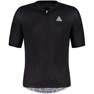 Maloja PlansM. Breeze Shortsleeve Bike Jersey Herren moonless moonless