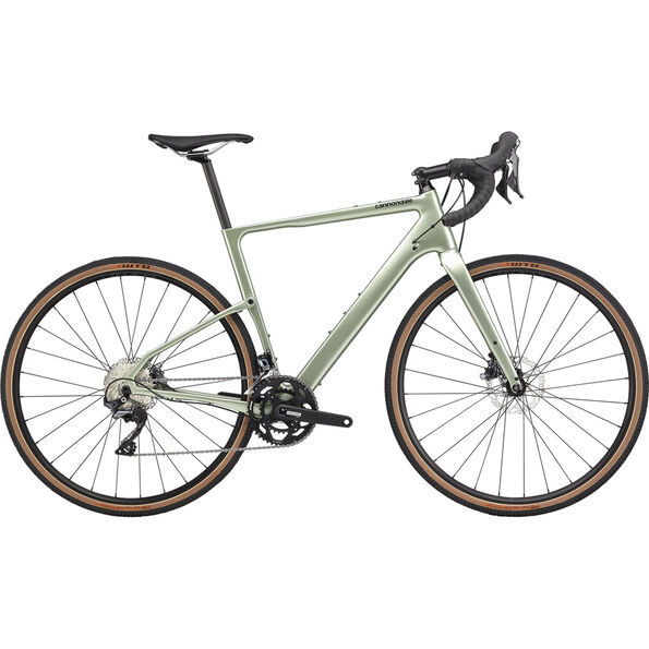 Cannondale Topstone Carbon Ultegra RX 2 Herren agave