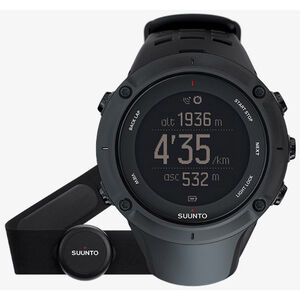 Suunto Ambit3 Peak HR GPS Outdoor Watch Black bei fahrrad.de Online