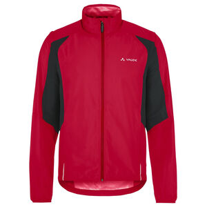 VAUDE Dundee Classic Zip-Off Jacket Herren indian red indian red