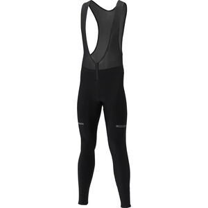Shimano Winter Bib Tights Herren black black