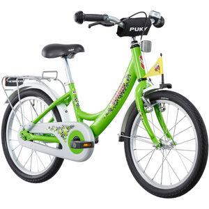 "Puky ZL 18-1 Fahrrad Alu 18"" Kinder kiwi kiwi"