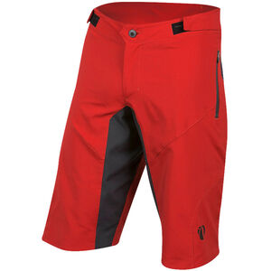 PEARL iZUMi Summit Shell Shorts Herren torch red torch red