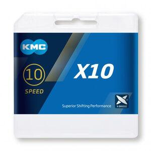 KMC X10 Kette 10-fach grey grey