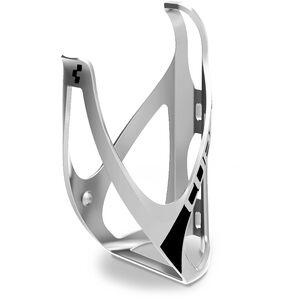 Cube HPP Flaschenhalter matt light grey'n'black