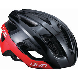 BBB Kite BHE-29 Helmet black/red black/red
