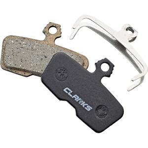 Clarks Disc Pads Organic for Avid Code R/Shimano XT M755/M756