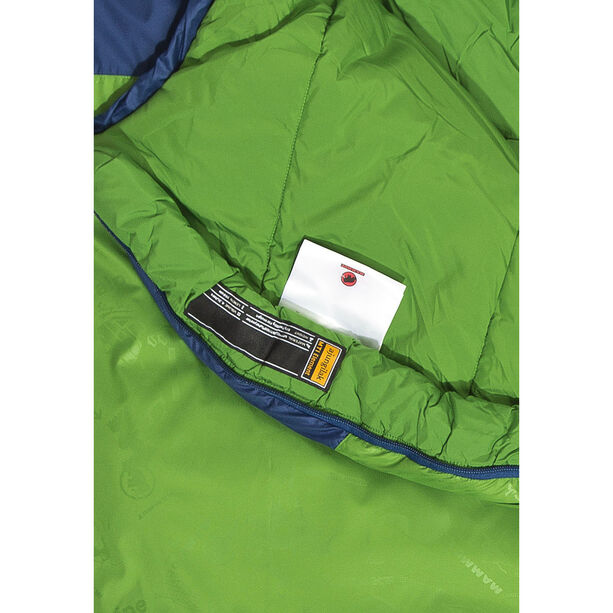 Mammut Little Mammut MTI Sleeping Bag 140cm Kinder sherwood-space