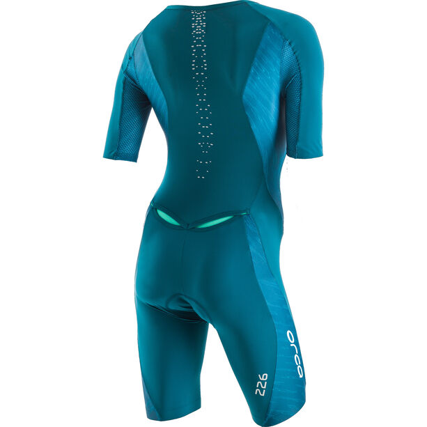 ORCA 228 Perform Aero Race Suit Damen green