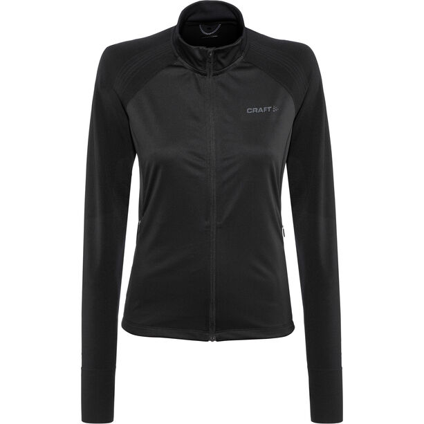 Craft Urban Run Fuseknit Jacket Damen black