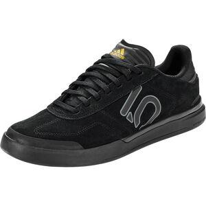 adidas Five Ten Sleuth DLX Shoes Damen core black/gresix/magold core black/gresix/magold