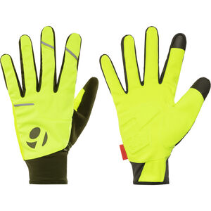Bontrager Circuit Windshell Gloves visibility yellow