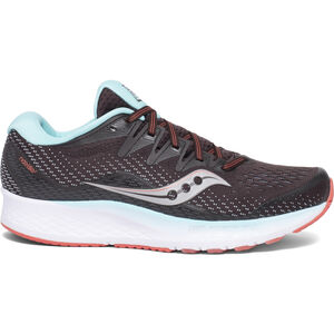 saucony Ride ISO 2 Shoes Women brown/coral brown/coral
