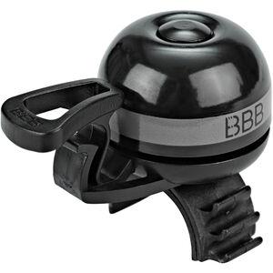 BBB EasyFit Deluxe BBB-14 Klingel grau bei fahrrad.de Online
