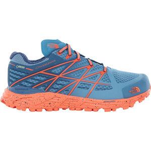 The North Face Ultra Endurance GTX Running Trail Shoes Ladies Provincial Blue/NasturtiumOrange bei fahrrad.de Online