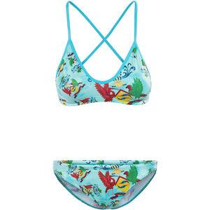 Turbo Caribean Bikini Damen blue sky blue sky