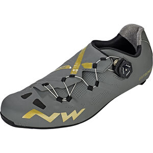 Northwave Extreme GT Shoes Herren anthra/gold anthra/gold