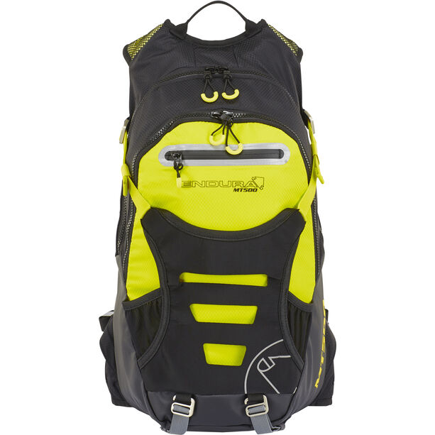 Endura MT500 Enduro Protector Backpack 15l black/yellow