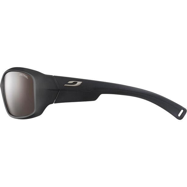 Julbo Rookie Spectron 3+ Sonnenbrille 8-12Y Kinder matt black-gray flash silver