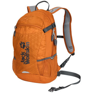 Jack Wolfskin Velocity 12 Backpack orange grid orange grid
