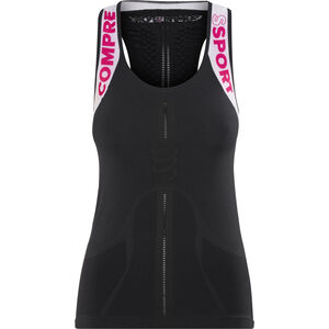 Compressport Trail Running V2 Ultra Tank Women Black bei fahrrad.de Online