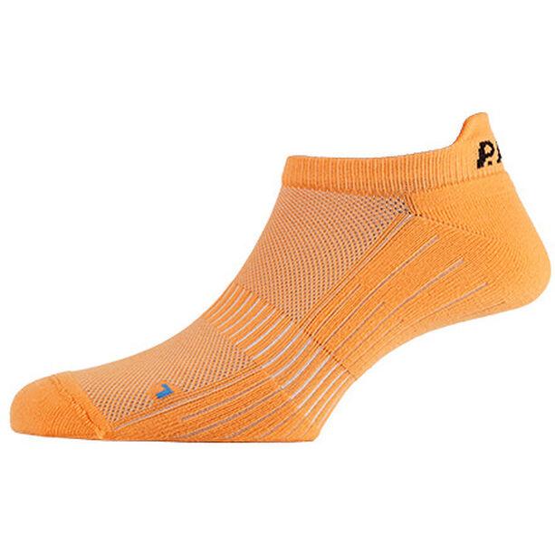 P.A.C. SP 1.0 Footie Active Short Socks Herren neon orange