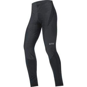 GORE WEAR C3 Partial Windstopper+ Tights Herren black black