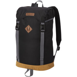 Columbia Classic Outdoor Daypack 25l black/maple/graphite/graphite lining black/maple/graphite/graphite lining