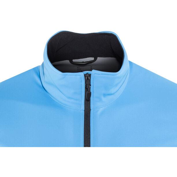 GORE WEAR C3 Windstopper Element Jacket Herren dynamic cyan