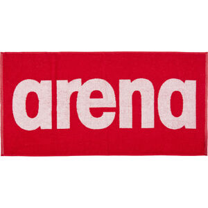 arena Gym Soft Towel red-white red-white