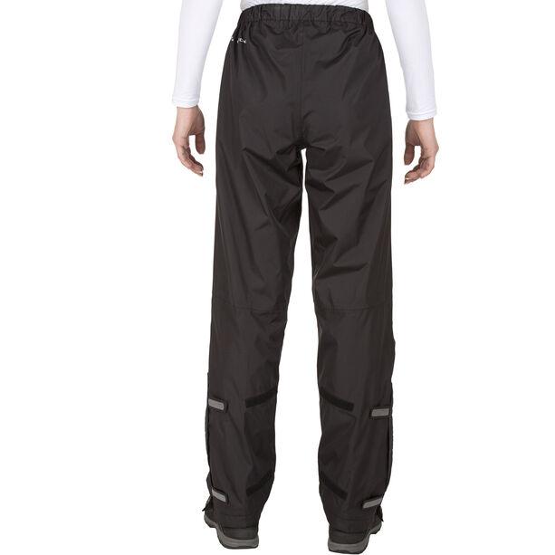 VAUDE Fluid Pants Damen black