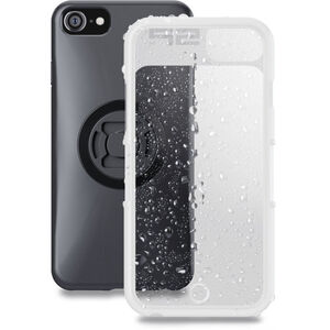 SP Connect Weather Cover iPhone 8/7/6S/6 schwarz-transparent schwarz-transparent
