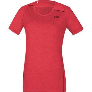 GORE WEAR R3 Shirt Damen hibiscus pink hibiscus pink