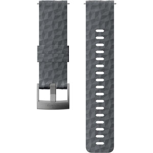 Suunto Explore 1 Silicone Strap graphite/gray graphite/gray
