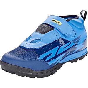 Mavic Deemax Elite Shoes Men Poseidon/Indigo Bun/Black bei fahrrad.de Online