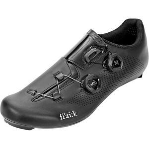 Fizik Aria R3 Rennradschuhe schwarz/schwarz schwarz/schwarz