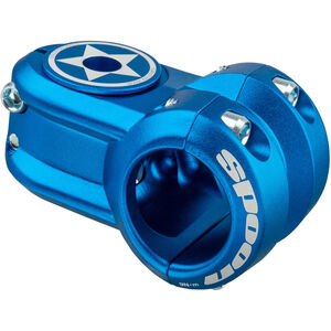 Spank Spoon 2.0 Vorbau Ø31,8mm blau bei fahrrad.de Online