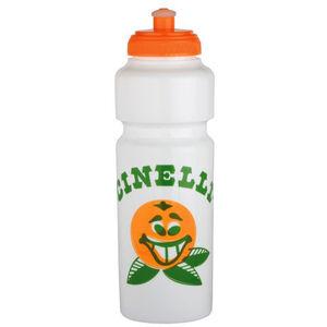 Cinelli Barry Mcgee Trinkflasche 750ml weiß/tangerine weiß/tangerine