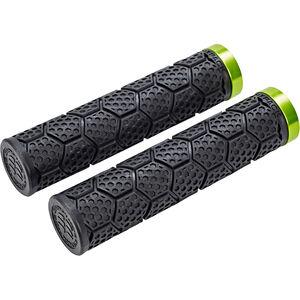 Sixpack D-Trix Griffe schwarz/electric grün