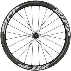 Zipp 302 Disc Carbon Vorderrad Clincher Centerlock schwarz schwarz