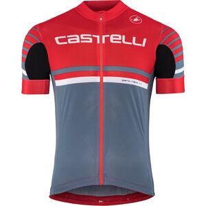 Castelli Free AR 4.1 FZ Jersey Herren red/light/steel blue red/light/steel blue
