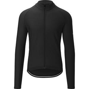 Giro Chrono Langarm Thermo Jersey Herren black black